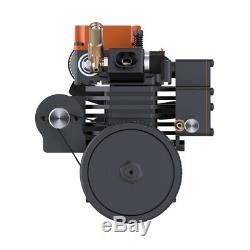 TOYAN Single-cylinder Four-stroke Engine Model Methanol Engine Tool