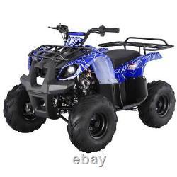 TP-U125-7 Atv Tires KIDS ATV, Air Cool, Single Cylinder 4-Stroke