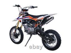 TaoTao DBX1 140cc Dirt Bike, Air Cooled, 4-Stroke, Single-Cylinder