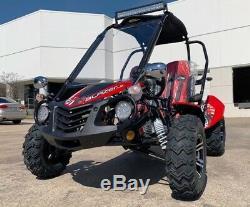 TrailMaster Blazer 200EX, Air Cooled 4-Stroke, Single Cylinder Go Kart