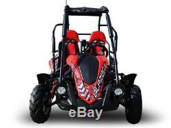 TrailMaster Blazer 200R, Air Cooled 4-Stroke Single Cylinder Go Kart