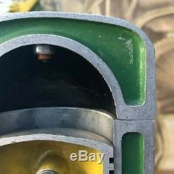 Vintage HEMA single cylinder 2 stroke PETROL ENGINE EDUCATIONAL CUTAWAY MODEL