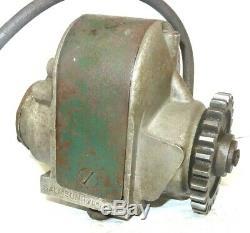 Vintage Salmson Type T12 Single Cylinder Magneto Good Spark Suit Terrot 2 Stroke