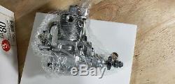 Vintage saito FA-90 Engine Ringed Four Stroke Rc 80 Cu in Single Cylinder Unused