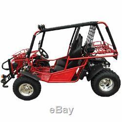 Vitacci HUMMER 200cc Go Kart, 4 Stroke / Single Cylinder