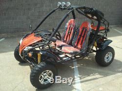 Vitacci JAGUAR-200 (169cc) DELUXE Go Kart, Single-Cylinder, 4-Stroke, Horizontal