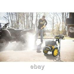 Water Pressure Washer 3100 psi 2.2 GPM 4-Stroke Single-Cylinder OHV Engine Gas